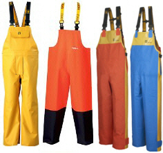 Bibs and braces for sale from IndependentShellfish.co.uk