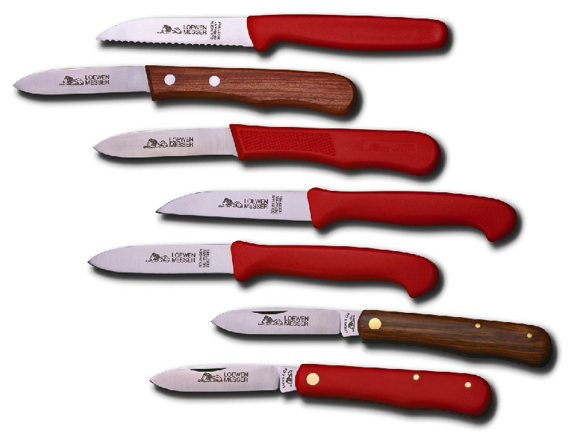 Lowen Messer Knives