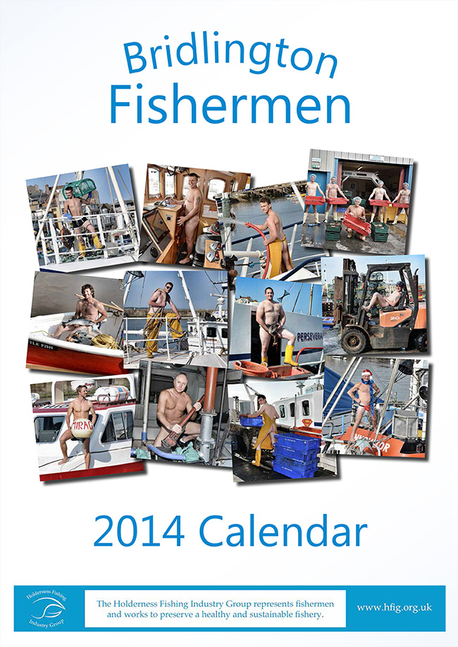 Naked Fishermen! Get yours now!