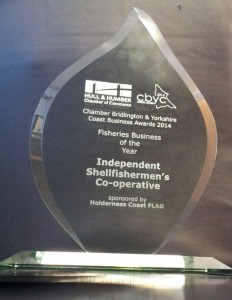 Fisheries Business of the Year Award